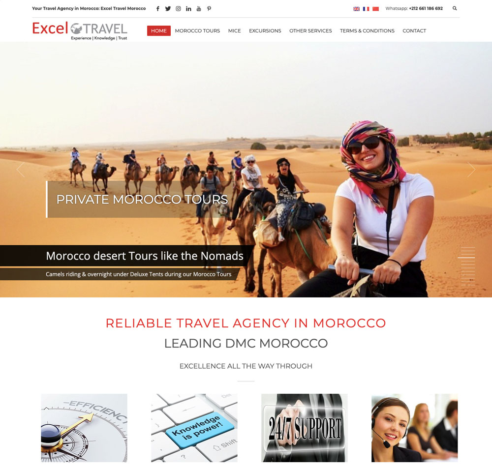 Excel Travel Morocco